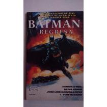 Comic - Batman Regresa - Adaptación De La Película - Vid