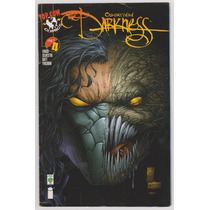 The Darkness # 4 - Image - Top Cow Comics - Editorial Vid