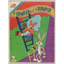 Comics El Conejo De La Suerte Bugs Novaro Años 70s Y 80s Hlw