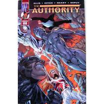 The Authority 1 / Wildstorm Comics / Editorial Vid