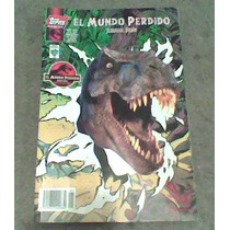 Comic Especial El Mundo Perdido J.park