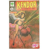 Kendor El Hombre Del Tibet # 188 Ed. De La Parra 1976