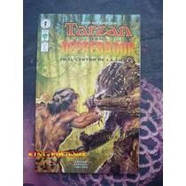 Tarzan Versus Depredador Editorial Vid