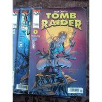 Tomb Raider Coleccion Completa Vid 1-11 Inc.el De Witchblade