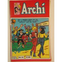 Historieta Archi No. 332 - Vid