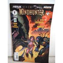 Mindhunter Witchblade Darkness Vs Alien Depredador Tomo 2vid