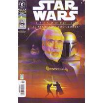 Star Wars Episodio Ii El Ataque De Los Clones Libro 2 Vid