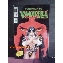 La Venganza De Vampirella 07 Editorial Vid