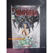 La Venganza De Vampirella #10, 32 Paginas Vid