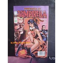 La Venganza De Vampirella #6, 32 Paginas Editorial Vid
