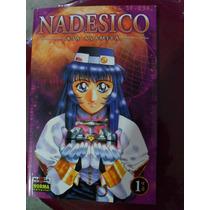 Nadesico # 1 Edit Norma N Español S Kia Asamiya