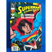 El Hombre De Acero Tomo 5 Superman Editorial Vid