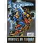 Superman Mundos En Guerra Tomo Dos Editorial Vid