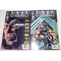 Kcg X-men Precuela A La Pelicula Magneto / Wolverine