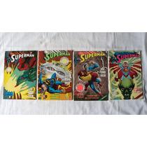 Comics Superman Editorial Vid 1991 1992 Mexico