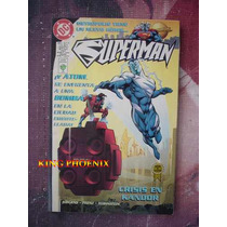 Superman Crisis En Kandor 96 Paginas Edit. Vid