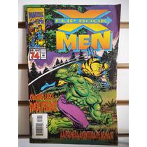 X-men Flip Book 74 Marvel Mexico Intermex