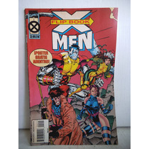 X-men Flip Book 02 Editorial Marvel Mexico Intermex