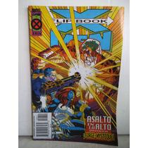 X-men Flip Book 48 Editorial Marvel Mexico Intermex