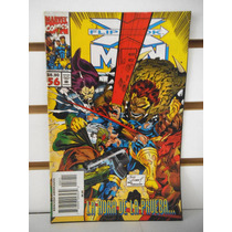 X-men Flip Book 56 Marvel Mexico Intermex