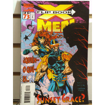 X-men Flip Book 73 Marvel Mexico Intermex