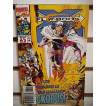 X-men Flip Book 62 Marvel Mexico Intermex