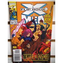 X-men Flip Book 54 Marvel Mexico Intermex