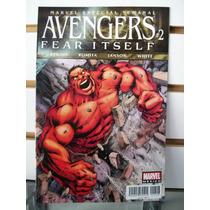 Fear Itself Avengers 02 Televisa