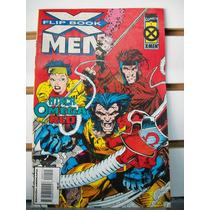X-men Flip Book 09 Marvel Mexico Intermex