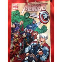 The Avengers Edición Especial Sanborns