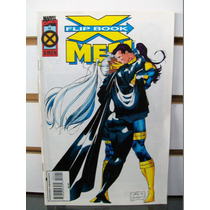 X-men Flip Book 24 Editorial Marvel Mexico Intermex
