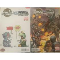 Secret Wars Age Of Ultron Vs Marvel Zombies Normal-variante