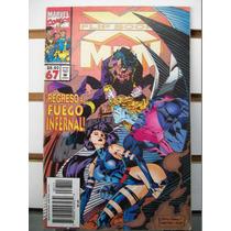 X-men Flip Book 67 Marvel Mexico Intermex