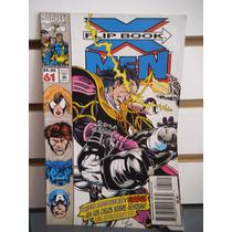 X-men Flip Book 61 Marvel Mexico Intermex