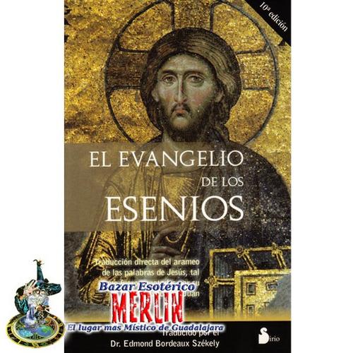 el evangelio de los esenios:
