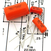 Capacitores Orange Droop