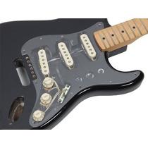 Pickguard Stratocaster Transparente Marca Deybeat Customs