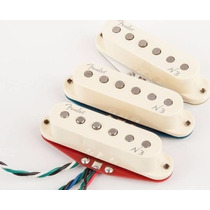 Fender Pastillas Noiseless N3 Envio Gratuito