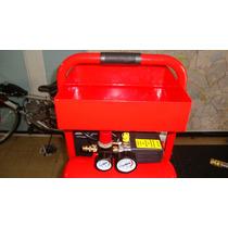 Compresor De Aire Compacto Marca Shimge De 1 Hp.