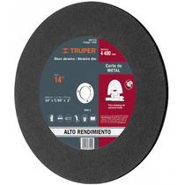 Disco Para Corte De Metal Tipo 1 Diametro 14