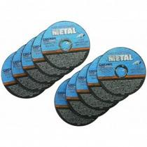 Discos De 4 1/2 Para Corte De Metal