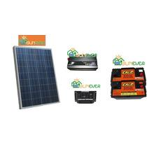 Kit Sistema Solar 500w Basico Sunever