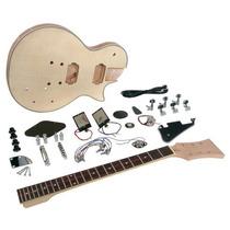 Kit Guitarra Electrica Saga Lc-10 Para Armar Vv4