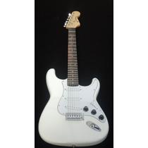 Guitarra Electrica Color Blamco Excelente Sonido