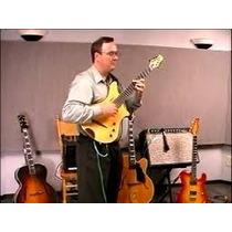 Libro +4 Discos Metod Completo Para Jazz Guitarra Electrica