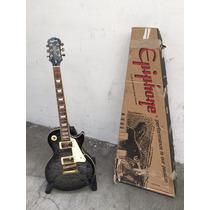 Guitarra Electrica Epiphone Les Paul Ultra Ii ¡super Oferta!