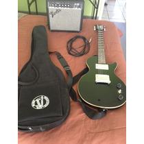 Guitarra Eléctrica Gibson & Baldwin Epoch Perfecta Con Ampli