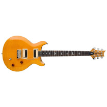Guitarra Paul Reed Smith Se Santana Amarillo Flameado Msi!