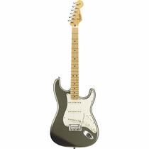 Guitarra Fender American Standard Strat Jade Pearl Metallic