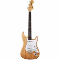 Guitarra Fender Classic Series 70s Strato Nat C/funda